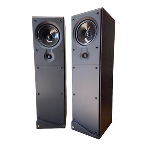KEF Coda 9.2 SP3267 Floor Standing HiFi Speakers - Tested, working - Great Sound