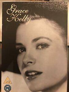 Grace Kelly - Screen Goddess Collection (DVD, 2006, 3-Disc Set, Box Set)