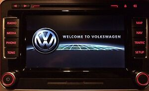 VW Touareg Golf Passat RNS 510 Navigation Reparatur Boot Fehler Startfehler