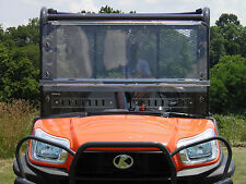 Kubota RTV X-Series 900 2 Pc Vented Windshield-BEST-FREE SHIPPING!