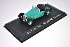 Voiture modèle réduit collection 1/43ème Georges Irat OLC3 Roadster de 1938