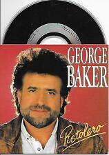GEORGE BAKER - Pistolero CD SINGLE 2TR DUTCH CARDSLEEVE 1992 RARE!!