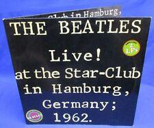 LP BEATLES-Live! at the Star-Club di Amburgo // German Bellaphon 2-lp