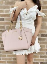 Michael Kors Bag / Bag Jet Set Travel LG Chain Tote Bag Saffiano Blossom