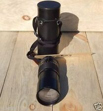 Rare Telear H-3.5 / 200mm made in USSR M42 lens mount