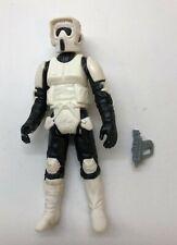 Vintage Kenner Star Wars Action Figure 1983 BIKER SCOUT COMPLETE  w/ gun