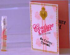 New COUTURE Couture by JUICY COUTURE eau de Parfum .05 fl oz / 1.5 ml SPRAY vial