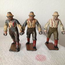 Britains Johillco Crescent Vintage pre war Lead Figures.