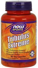 NOW® Sports Tribulus Extreme, 1000 mg, 90 Veg Capsules
