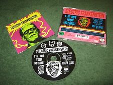 I'm Not Your Nothing [EP] [EP] by Electric Frankenstein (CD, Jan-1999, Victory R