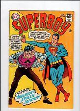 DC SUPERBOY #144 1968 VG Vintage Comic