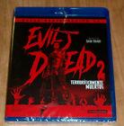 Evil Dead 2 Furchtbar Muertos Blu-Ray Neu Versiegelt (Ohne Offen ) R2