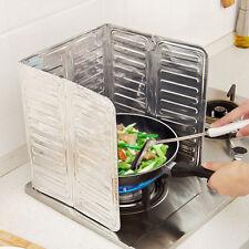 Oil Baffle Plate Isolate Oil Plate Oil splashing Holder Kitchen Tools HT