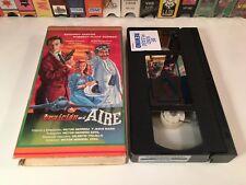* Traicion En El Aire Mexican Action VHS 1993 Roberto Flaco Guzman Mexi Spanish