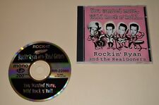 Rockin` Ryan And The Real Goners - You Wanted More, Wild Rock`n`Roll / Rock.It