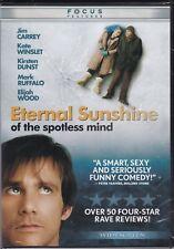 Eternal Sunshine of the Spotless Mind (Dvd, 2004, Widescreen) *New*