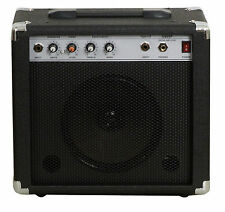 New Robust Soundlab Branded 10 W Guitar Amp Amplifier with Carry Handle (G860F)