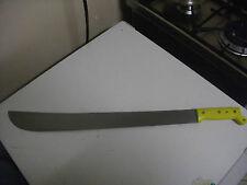 machete servival  68 cm long  thats a blade full tang blade clearance sale