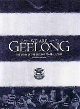 WE ARE GEELONG The Story of the Geelong Football Club