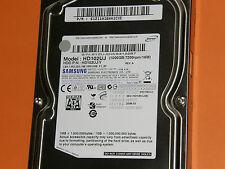 Samsung HD102UJ /Y | 2009.03 | P/N: 61211A16AA1CXE | 1 TB disco rigido