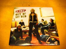 Cardsleeve Single CD KREZIP Out Of My Bed 2TR 2005 pop