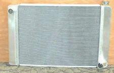 Pro Series Super Cool Chevy Gm aluminum Radiator 19 23 3 Chevy Sbc Bbc