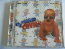 LITTLE ONES CHILDREN & CARROT PRIMROSE RARE LIBRARY MUSIC SOUNDS CD