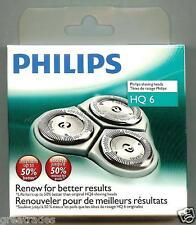 Philips Philishave HQ6 QUADRA Shaver/Razor HQ 6 HEADS