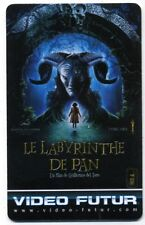 VIDEO FUTUR collector  LE LABYRINTHE DE PAN    (324)