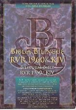 RVR 1960/KJV Bilingual Bible (1988, Leather, Deluxe)