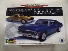 Revell / Special Edition 69 Chevy Nova SS / Plastic Model Kit 1:25 Scale