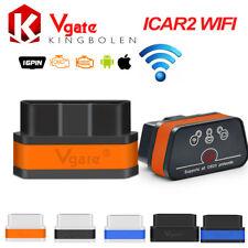 Vgate iCar2 WiFi ELM327 OBDII Code Reader OBD2 Car Scanner for iOS/Android