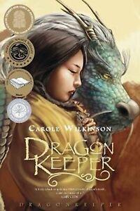 Dragonkeeper by Carole Wilkinson (Paperback, 2008)