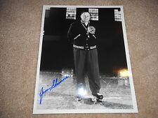 JIM SKINNER DETROIT RED WINGS COACH 8 X 10 AUTOGRAPH W/COA