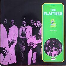 The Platters - Only You - Double (2) Vinyl  LP 33T