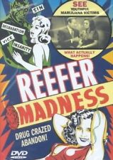 Reefer Madness 0089218402493 With Dave O'brien DVD Region 1