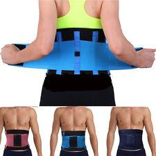 b8f54f9ae0 Workout Sport Shaper Waist Cincher Trainer Body Girdle Corset Gym belt  Women US