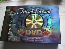 Trivial Pursuit DVD TV Game from Parker Hasbro Pal 2 DVD