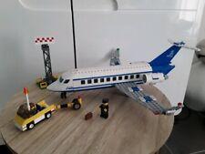 lego 3181 - l'avion de passagers - city