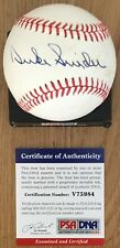 DUKE SNIDER LICENSED PSA/DNA AUTHENTICATED SIGNED GIAMATTI NATIONAL LEAGUE BALL
