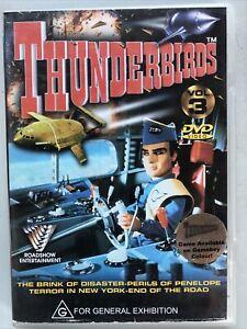 Thunderbirds DVD Volume 3 1965 Approx 200 Mins