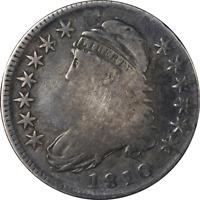 1810 Bust Half Dollar Nice F 0-103 R.2 Decent Eye Appeal
