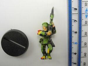 MORDIAN IRON GUARD (no tag) Metal Astra Militarum Imperial Army 40K 1990s 47