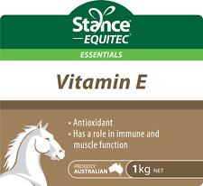 Equitec Essentials Vitamin E powder 1kg Animal/Equine