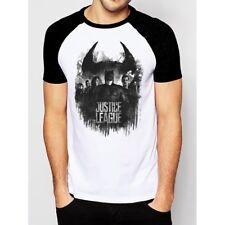 Short Sleeve Raglan Baseball T-Shirts for Men