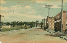 Fort Plain NY * River St.  1911 * Montgomery Co.