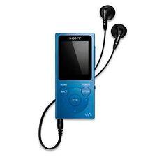 Sony MP4 4GB azul (nwe393l.cew)