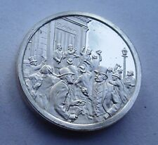 Franklin Mint Sterling Mini-Ingot: 1873 Thousands Ruined By Financial Panic