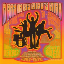 A  Day in my Minds Mind vol 5 cd Rare unreleased New Zealand Psych ! 1967 - 1972