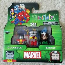 COLOSSUS & ROGUE X-Men Minimates BRAND NEW & SEALED